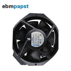 Alemania ebmpapst W2E142-BB01-01 7056ES 230V 27W ventilador Axial hoja de hierro de alta temperatura 172*150*38MM ventilador de refrigeración