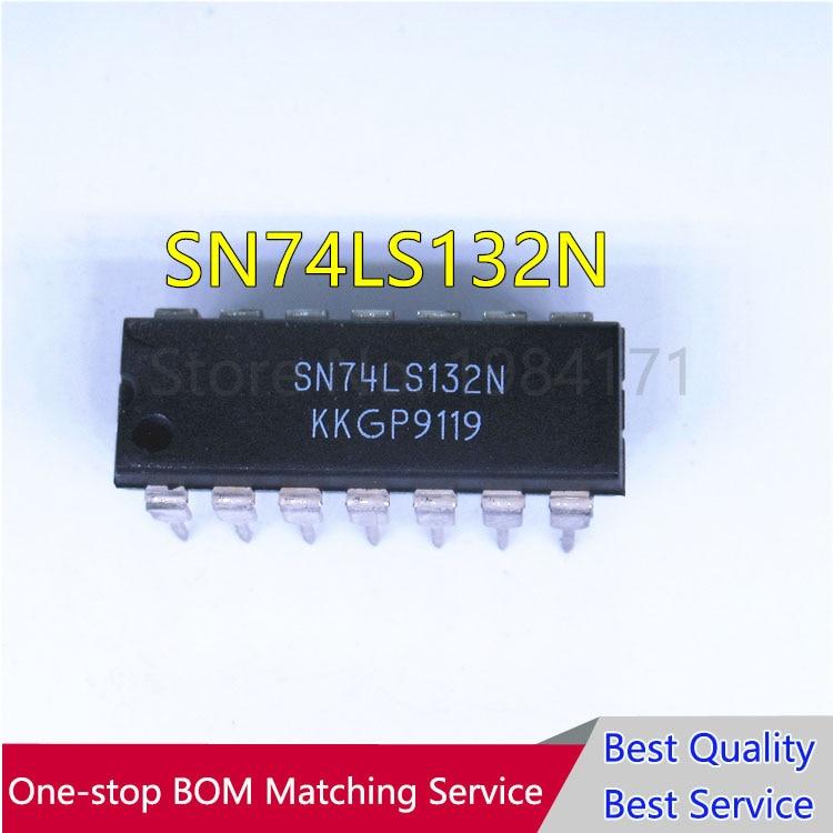 5Pcs  SN74LS132N 74LS132  DIP