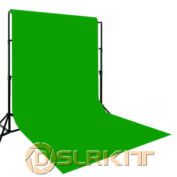Photo lighting studio Chromakey green screen Muslin background backdrop 3X6M photo lighting studio chromakey green screen muslin background backdrop 3x6m