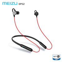 Meizu Ep52 Sports Running Headphones Wireless Bluetooth Earphone In Ear IPX5 Waterproof AptX With Mic For