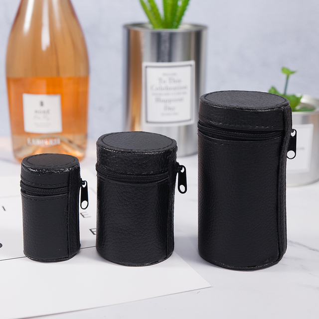 Free Bag 4pcs cups Set Outdoor Folding portable travel 304# Stainless Steel Cups Wine Beer Whiskey cups Outdoor Travel Cup
