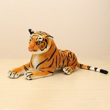 Brand New 30cm Small Cute Plush Tiger Toys Lovely Stuffed Doll Animal Pillow Children Kids Birthday Gift Toys(China)