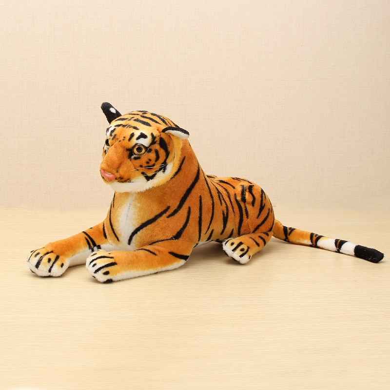 Brand New 30cm Small Cute Plush Tiger Toys Lovely Stuffed Doll Animal Pillow Children Kids Birthday Gift Toys(China (Mainland))