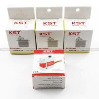 3Pcs DS113MG And 1Pcs KST DS215MG V3 0 Digital Swashplate Servo