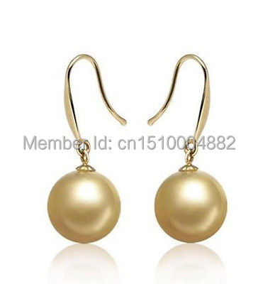 shitou 0077 PERFECT ROUND AAA 8-9MM NATURAL AUSTRALIAN SOUTH SEA GENUINE GOLD PEARL EARRING australian gold hardcore black 30x 250 мл