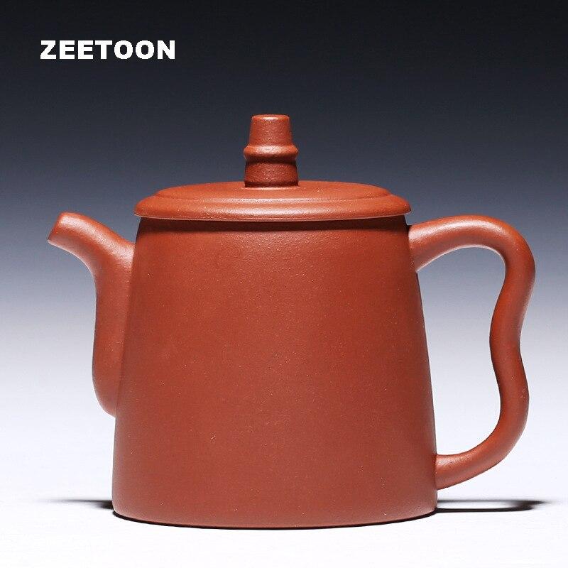 250cc authentique Yixing théière Yang Tong Pot chine santé violet argile maître fait à la main Kung Fu thé Pot poterie cafetière