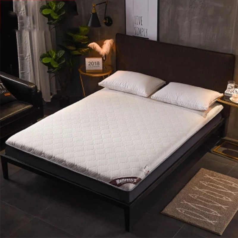 Пены памяти матрас складной матрас для ежедневного использования мебель для спальни матрас общежития спальня