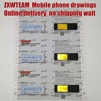 Online ZXW Team 3.0 Software Digital Authorization Code Zillion x Work circuit diagram for iPhone iPad Samsung logic board