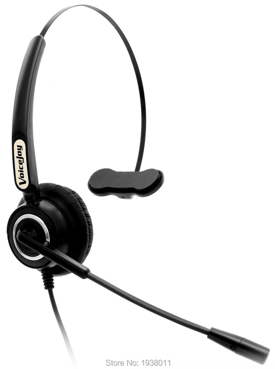 US $19 25 30% OFF|Call Center Telephone Headset Headphone with Mic ONLY FOR  CISCO IP Phones 7940 7942 7945 7960 7961 7962 7965 7970 7971 8841 etc-in
