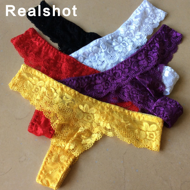 Full Lace Women Underwear Lingerie Transparent Seamless