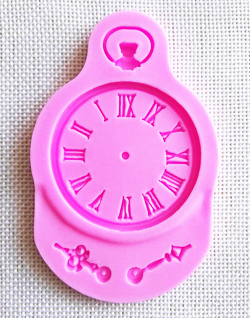 9496 wall clock silicone fondant mold sugar mold chocolate mold 9496 wall clock silicone fondant mold sugar mold chocolate mold cake decoration mold kitchenware diy in underwear from mother kids on aliexpress amipublicfo Image collections
