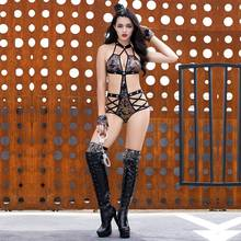 Sexy Cosplay Catsuit Lingerie Hot Erotic Bandage Bodysuit Exotic Sets