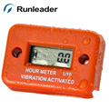 Runleader HM016 Powersports  Motocross Vibration Hour Meter for any 2/4 Stroke Engine or Motor