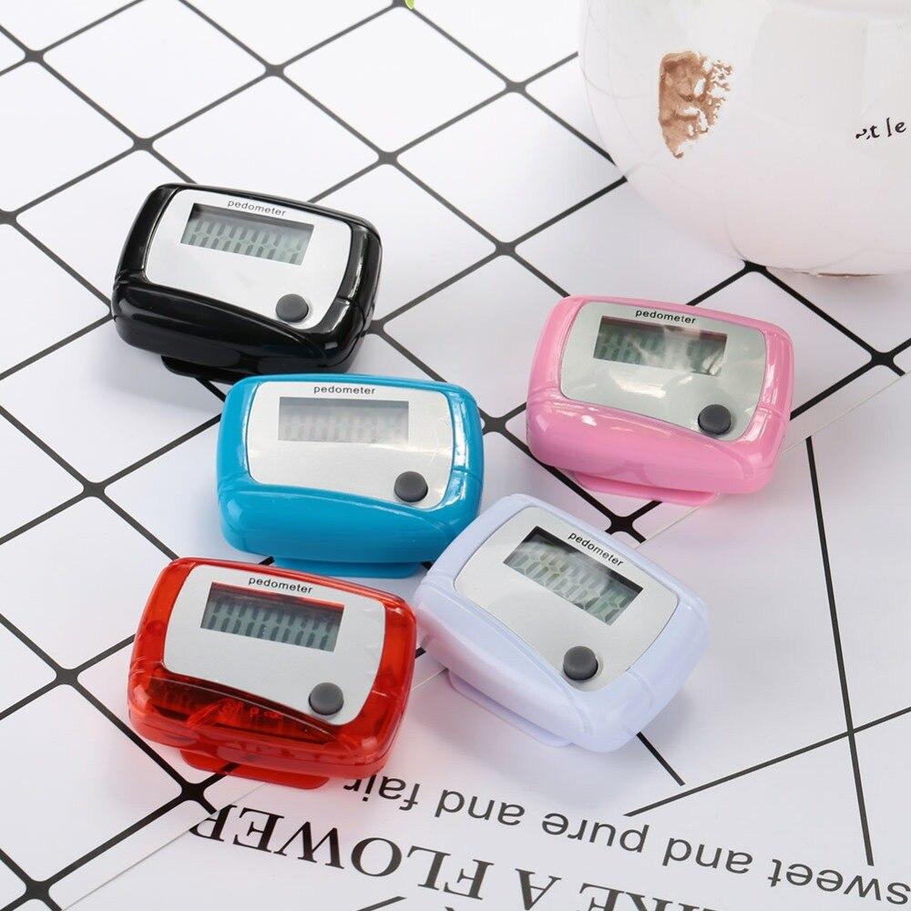Sport & Unterhaltung Forfar Lcd Dispaly Bildschirm Elektronische Schrittzähler Digitale Kalorien Schrittzähler Laufen Fitness Jogging Walking Entfernung Schrittzähler Sparen Sie 50-70%