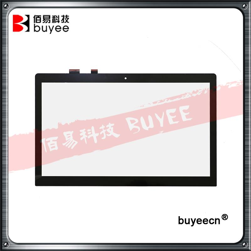 Genuine New 15 6 Laptop Touch Digitizer For ASUS TRANSFORMER BOOK FLIP TP500 LCD Touch Screen
