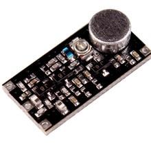 2 шт. fm Беспроводной микрофон модуль fm-передатчик модуль Радио Беспроводной микрофон доска