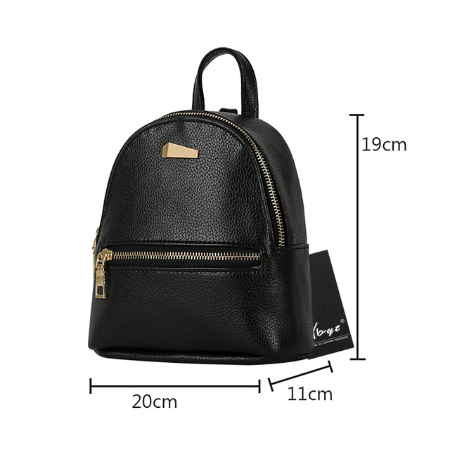 5e6ee3328b ... new small fashion rucksack hotsale women shopping purse ladies joker  bookbag travel bag student school backpacks. 49% Off. 🔍 Previous. Next