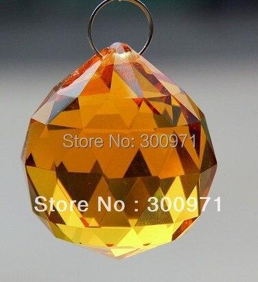 260 шт/партия топаз хрустальная люстра художественного стекла шар для украшения дома занавес двери/люстра/Свадьба расставание