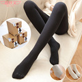NEW brand women sexy cotton Pantyhose Autumn Winter Warm Tights Stockings Step Foot seamless   hosiery wholesale 5 colors