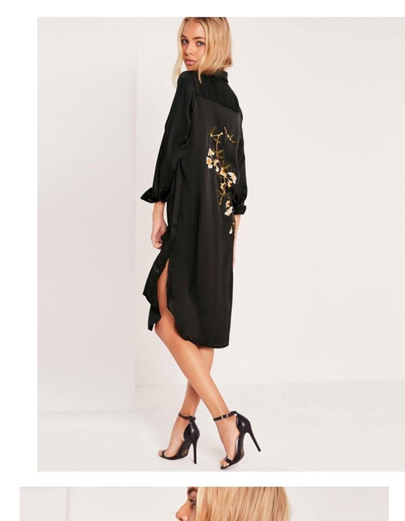 Särgilõikega must kleit
