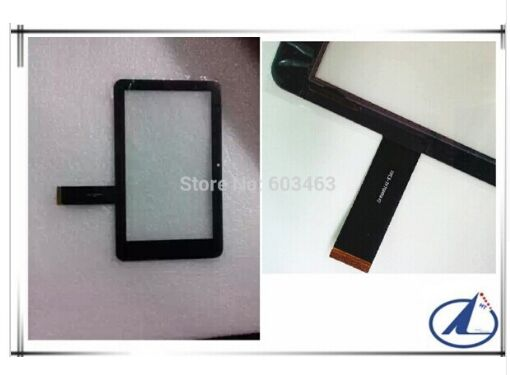 version A 7 Digma iDJ7 3G Tablet touch screen Touch panel Digitizer Glass Sensor Replacement Free Shipping new capacitive touch screen panel digitizer for 10 1 digma citi 1902 3g cs1051pg tablet glass sensor replacement free shipping