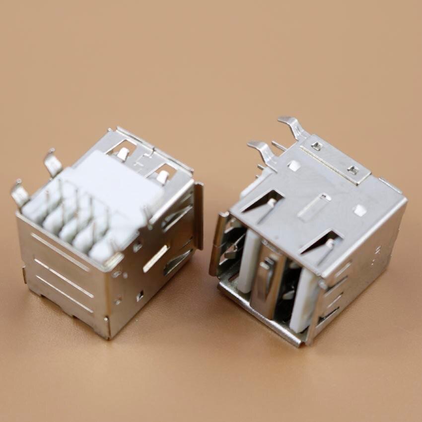 YuXi 1pcs/lot Dual USB Jack for Compaq HP Dell and Toshiba Laptops