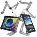 Brand new m-forma giratória de metal de alumínio stand titular desktop para ipad 9.7 dispositivo polegadas prata