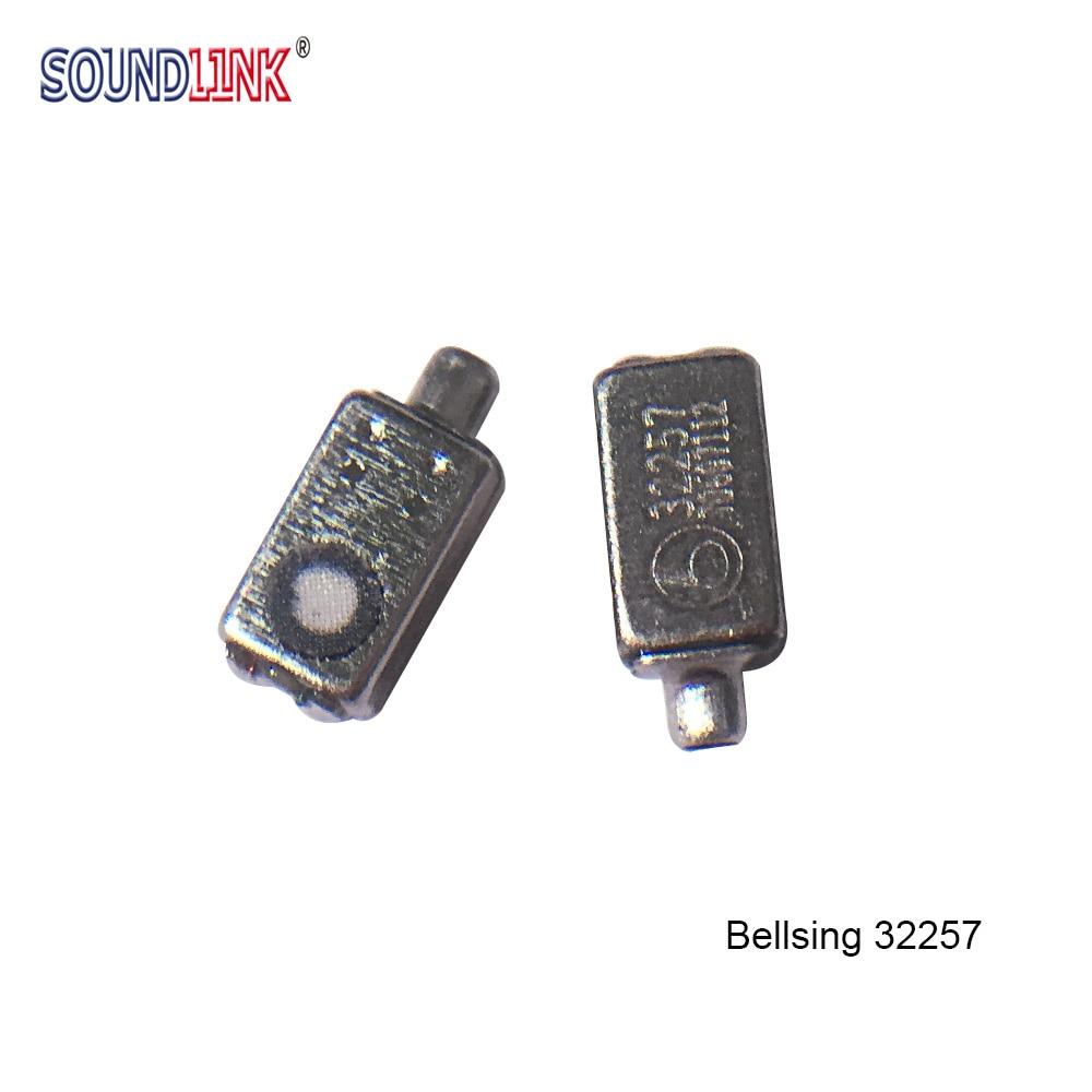 2 Stücke Rab-32257 Bellsing Ausgewogene Anker Fahrer Empfänger Vollständige Palette Sound Single Iem Fahrer Harmonische Farben