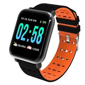 A6 Sport Smart Watch Heart Rat