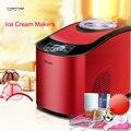 1 STÜCK Hause vollautomatische ICM-15A mini eismaschine haushalts intelligente eismaschine 1.5L Kapazität 140 Watt Eis Cream Makers