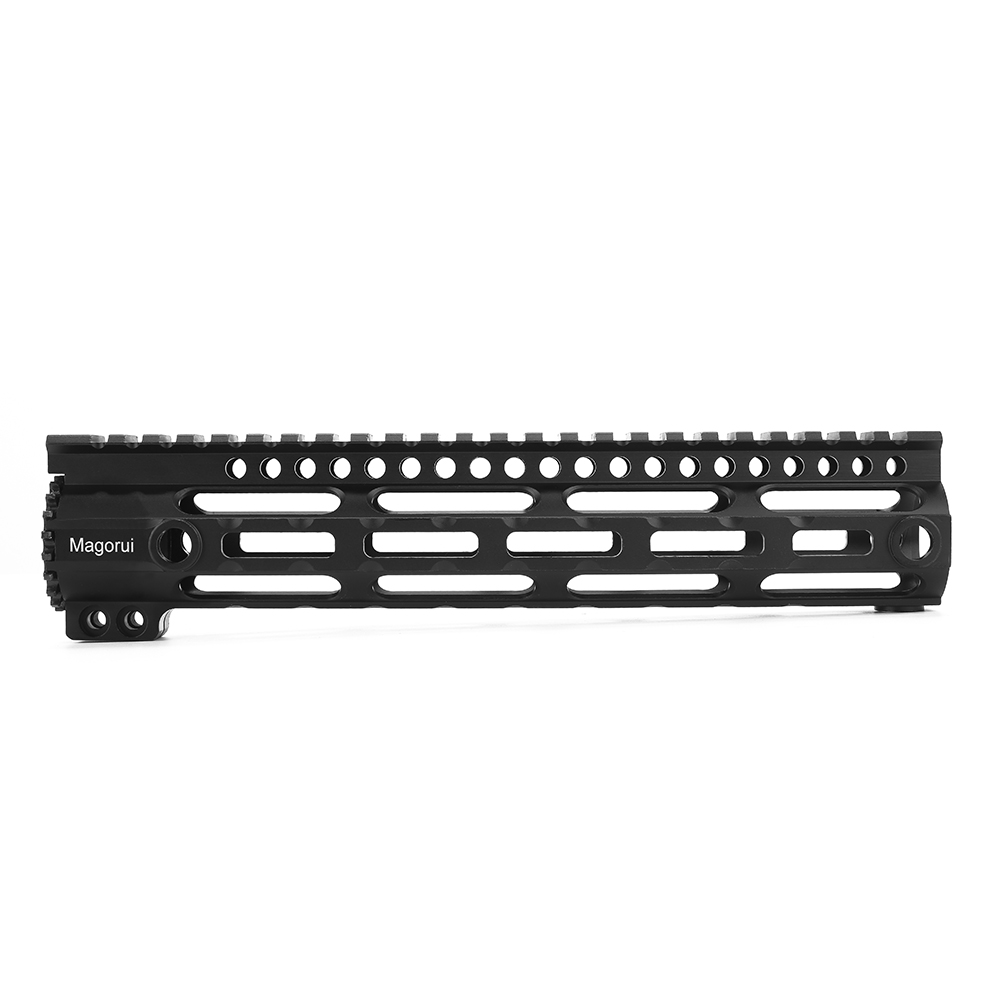 Magorui-Combat Style Ultra-Light M-LOK Handguard Free Float Clamp-on 4 7 10 12 15 Inch
