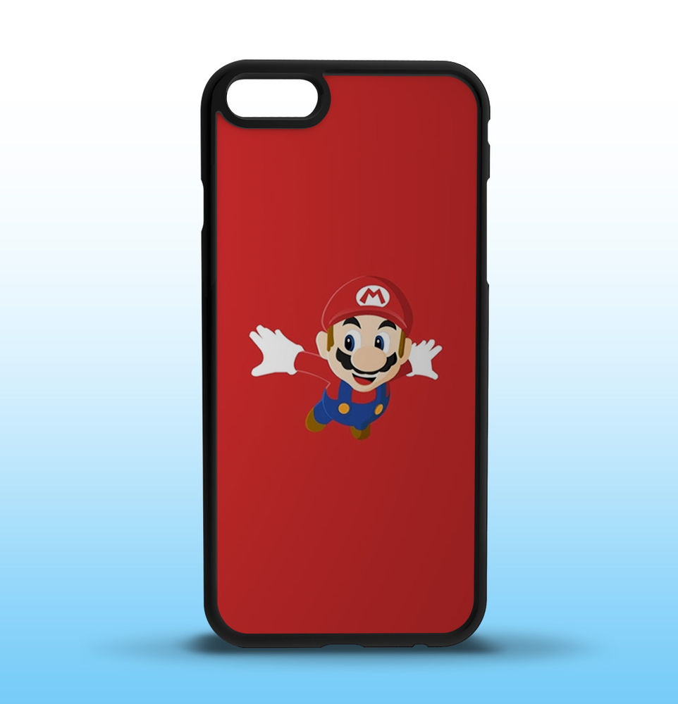 Mario.jpg fashion cell phone case cover for iphone 4 4s 5 5s 5c SE 6 6s plus 7 7 plus &mm267