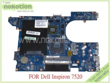 NOKOTION laptop motherboard For Dell Inspiron 15R 7520 DDR3 QCL00 LA-8241P REV 1.0 CN-04P57C 4P57C AMD Radeon HD 7730M +HD4000