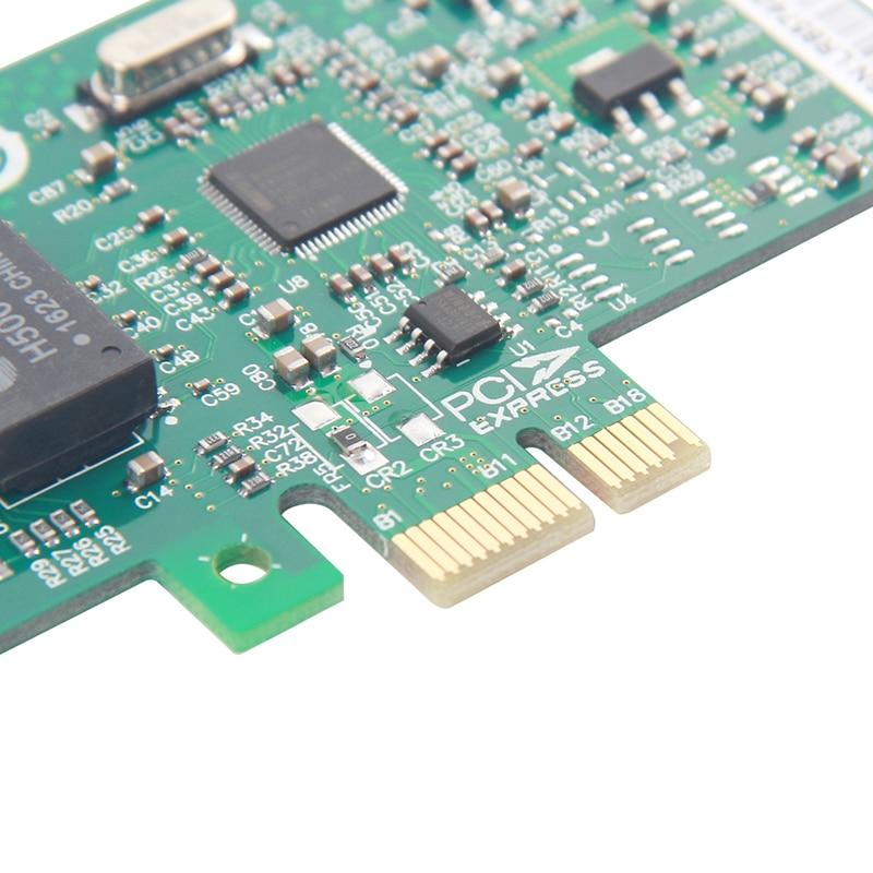 10Gtek για Chipset Intel 82574L 1 Gigabit CT Desktop PCI-e - Εξοπλισμός επικοινωνίας - Φωτογραφία 5