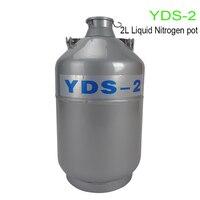Aletler'ten Ahşap Esaslı Panel Makineleri'de 2L YDS 2 Alüminyum Alaşımlı Sıvı Azot Konteynerler Sıvı azot biyolojik konteyner