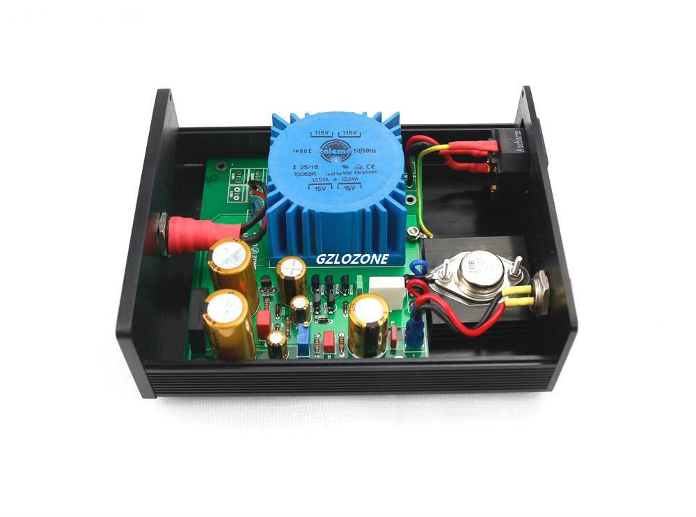 NEW LPS-25-TUBO HIFI Linear power supply 5V-24V for choose