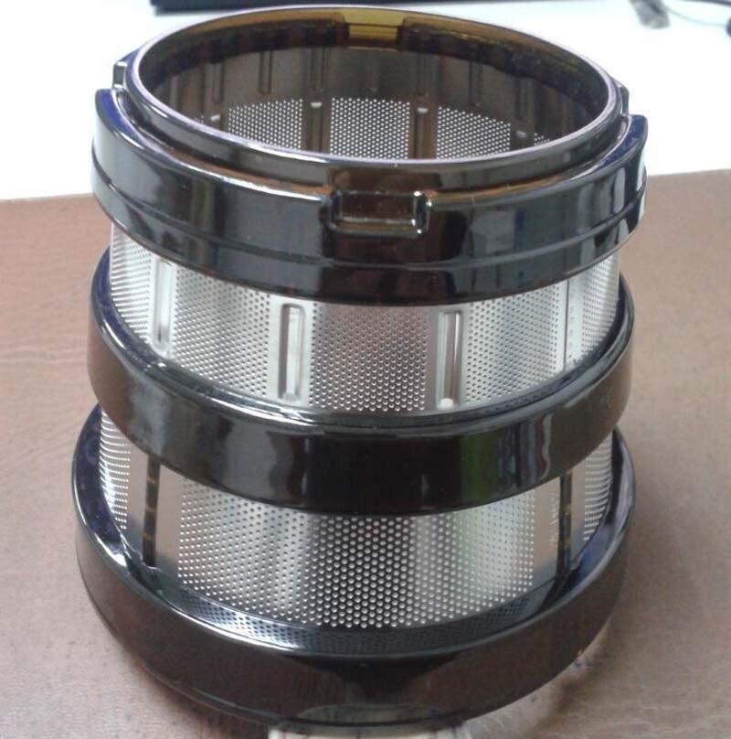 Lent juicer hurom filtre fin petit trou pour hurom hh-sbf11 hu-19sgm extracteur de jus hurom extracteur estrattori di succo