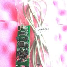 Для точечного моделирования загрузчика USB-I2C/LIN-CONV-Z LIN конвертер ADUC7020 модуль