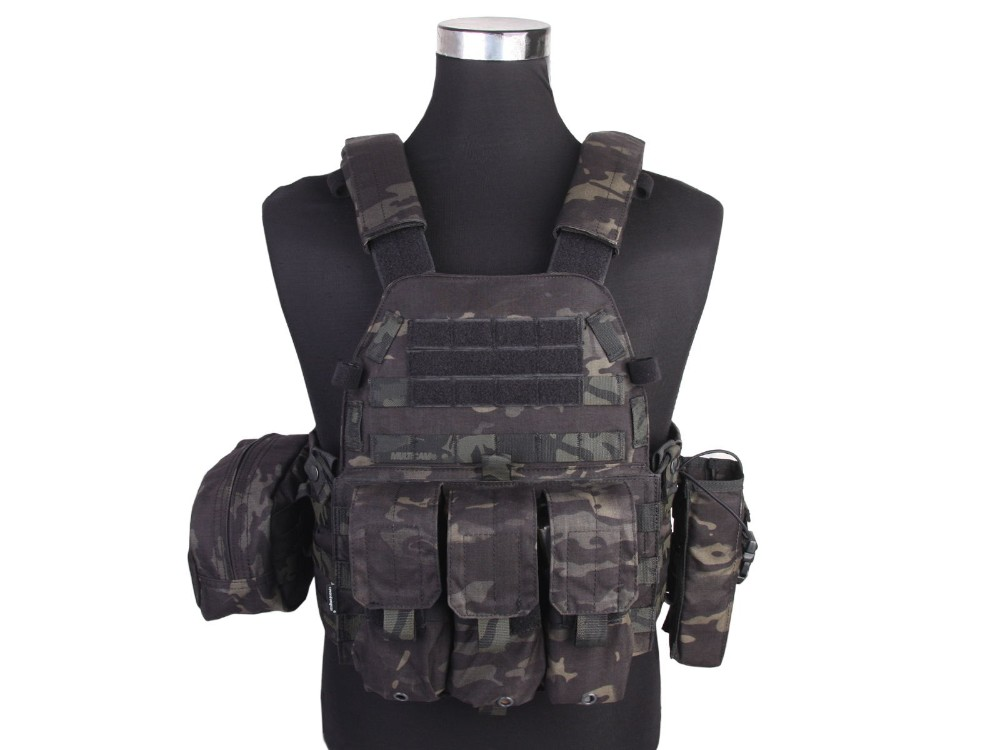 MCTP EMERSON  LBT6094A Style Vest Pouches Airsoft Painball Military - Sportswear and Accessories - Photo 3
