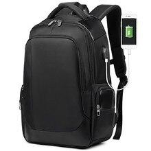 Новинка 2019, сумка для переноски 15,6 дюймов для мужчин и женщин, школьная USB зарядка, порт, бизнес путешествия, рюкзаки для ноутбука, подарок