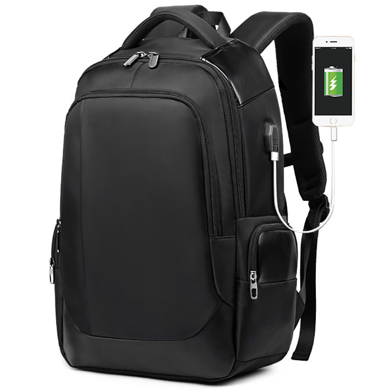 2019 New Top Brand Carry-On 15.6 Inch Men Women Bag High School USB Charger Port Business Travel Laptop Backpacks Gift