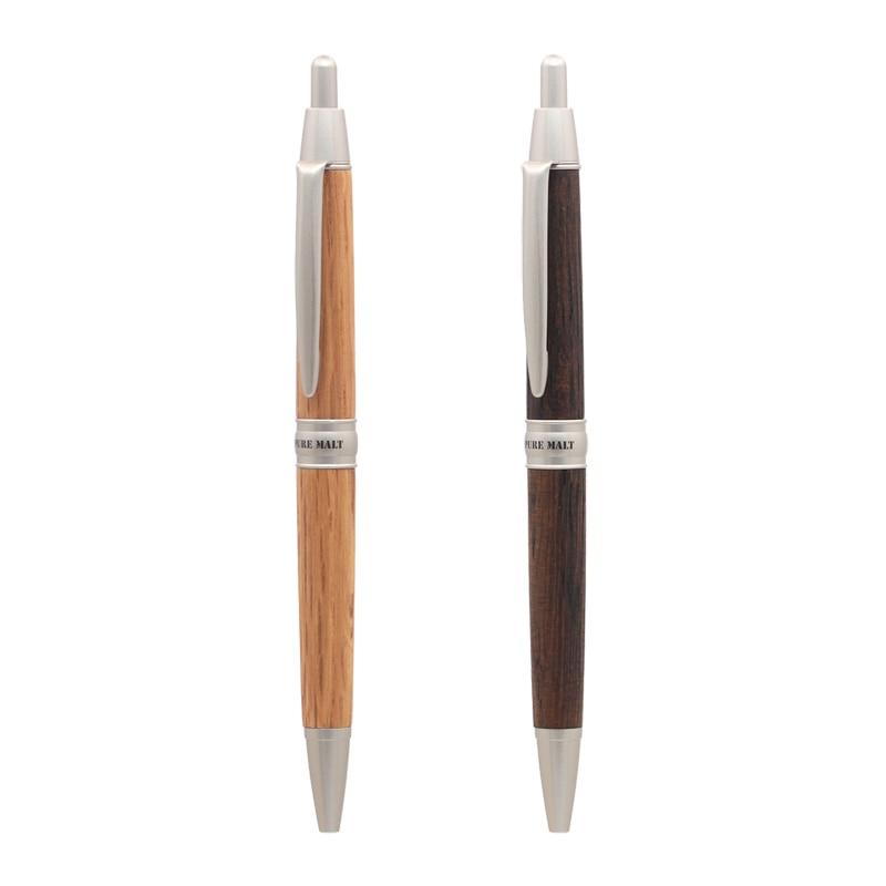 Japan Mitsubishi Uni Ballpoint Pen PURE MALT SS-1025 Oak Ballpoint Pen 0.7mm Ballpoint Pen 1PCS 5 liter american white oak barrel unfinished full highland malt whisky kit