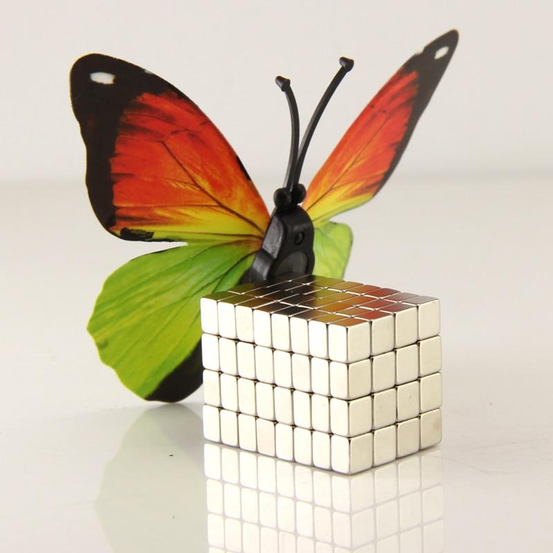 Free shipping wholesale 100pcs Strong mini block 4x4x3mm N50 Rare Earth NdFeB Cuboid neodymium Magnet набор cuboid mini 80w 2400mah серый