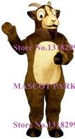 Mascot Fur Goat Linh Vật Trang Phục fursuit Dành Cho Người Lớn kích Cừu Dê Chủ Đề Phim Hoạt Hình Mascotte carnival fancy dress fursuit Bộ Dụng C