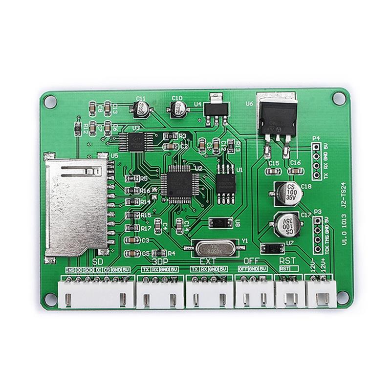 Toys are discounted 3d printer board with display in Toy World