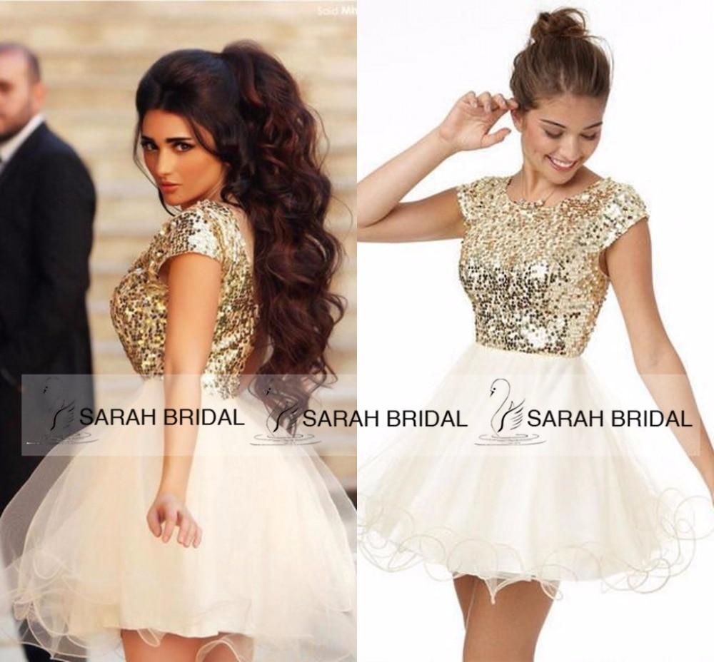 Short Fluffy Prom Dresses - Ocodea.com