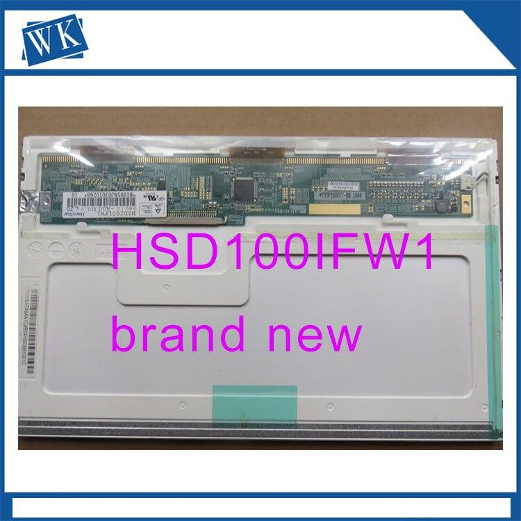 Livraison gratuite Brand New 10 ordinateur portable écran lcd HSD100IFW1 A00 A04 HSD100IFW1 HSD100IFW4 POUR ASUS EEE PCAsus EeePC 1000 H notbook