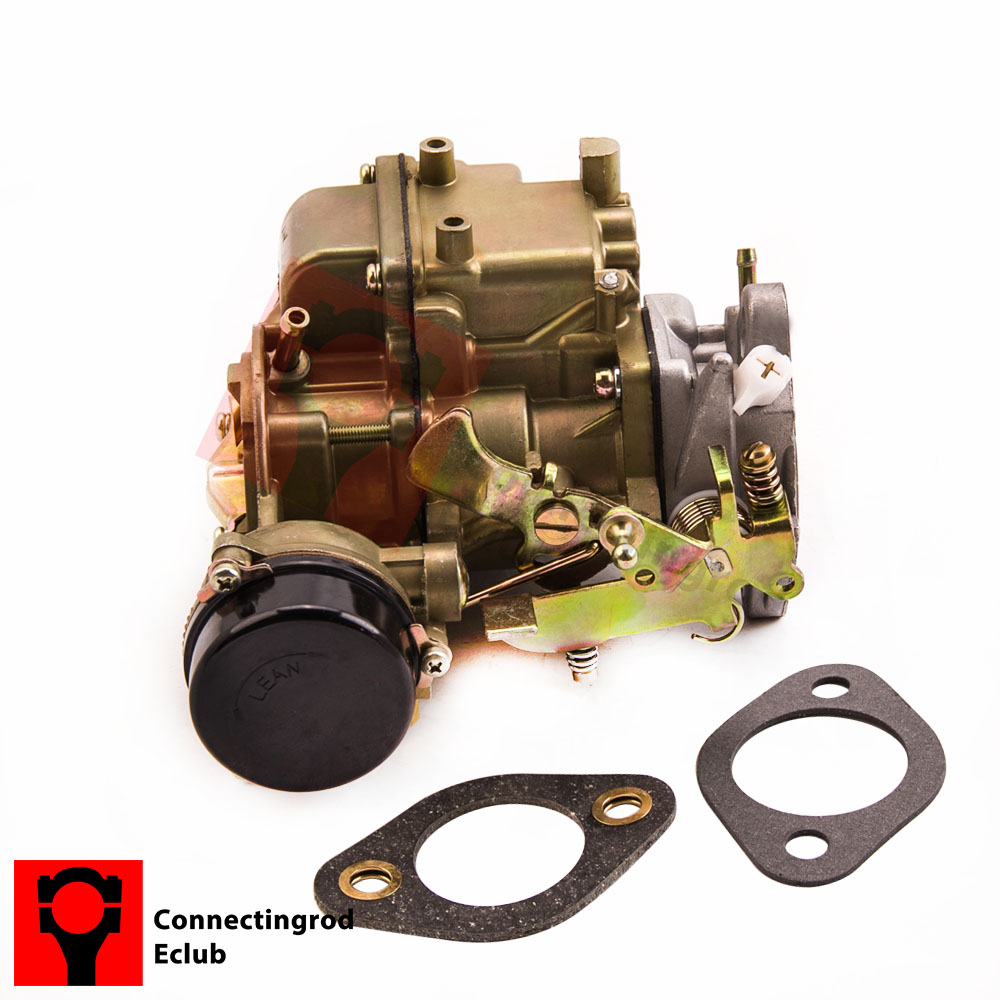 New Carburetor YF Type Carter For 1975-82 Ford 250 300 Engine 6 Cylinder Vacuum D5TZ9510AG carburetor carb engine for dodge plymouth 318 engine carter c2 bbd barrel new arrival