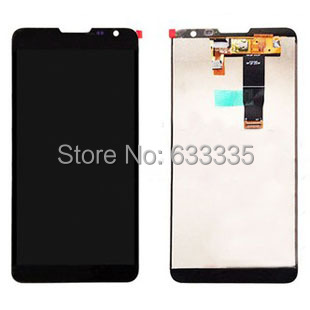 ФОТО For Huawei mate2 MT2-C00 MT2-L02 mt-L01 Black or White LCD Display Panel Screen + Digitizer Touch Screen Glass Free Shipping