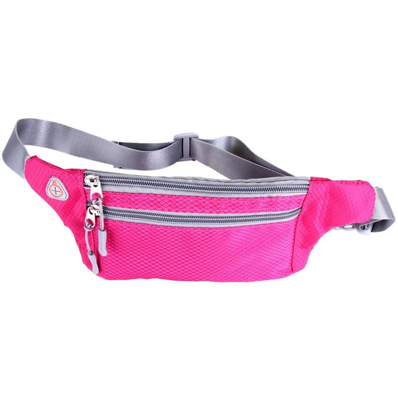 Waterproof Running Bag For 4.7-5.5 Inch Personal Pocket Phone Cover Travel Waterproof Outdoor Hidden Purse Belt Running Bag
